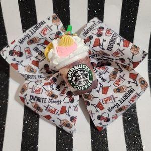 Favorite things jumbo hair bow